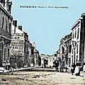 FOURMIES - La Rue Gambetta