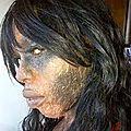 la belle de Guinée