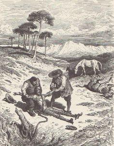 Cervantes Quichotte par G Doré 13
