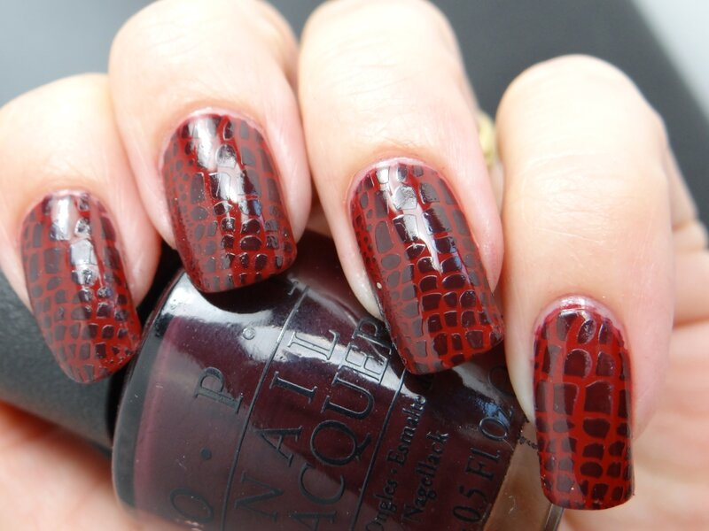 croco rouge William Tell Me About Opi