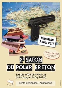 AFFICHE POLAR SABLES D OR 2011