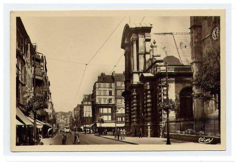 Photos historiques du réseau havrais (bus, tram, funi...) 12149553