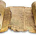 Les livres de l'ancien <b>testament</b>