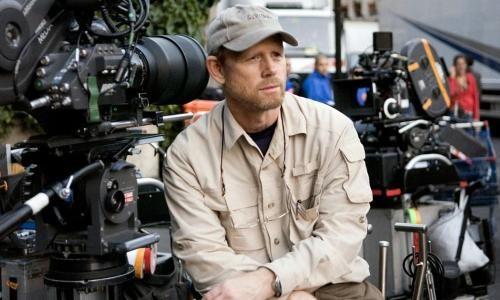 Ron Howard sur le tournage du DaVinci Code