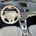 Mégane 3 coupé cabriolet