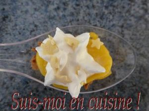 Cuillère speculoos citron chantilly 2