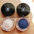 <b>ILLUSION</b> <b>D</b>'<b>OMBRE</b> CHANEL 90 CONVOITISE & 91 APPARITION + MON KDO ANNIVERSAIRE SEPHORA(89 VISION)