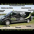 AMIENS AEROPORTS - TAXI PAS CHER