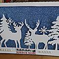 Les cartes de Noël et de bonne année (1)