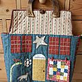 Sac <b>Born</b> <b>to</b> <b>Quilt</b>... Fini...