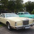 LINCOLN <b>Continental</b> Mark V Cartier Edition 1979