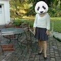 Un <b>pull</b> pour maman panda