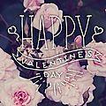 Joyeuse <b>Saint</b> <b>Valentin</b> !