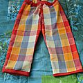 <b>Pantalon</b> de clown