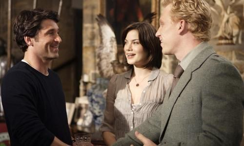 Patrick Dempsey, Michelle Monaghan & Kevin McKidd