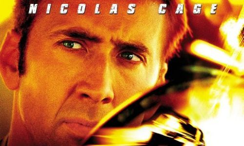 Nicolas Cage dans Gone in Sixty Seconds