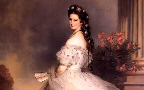 SASSETOT LE MAUCONDUIT, été 1875: l'impératrice SISSI se ressource sur la côte normande