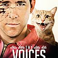THE VOICES - 6,5/10