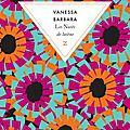 Les nuits de laitue de Vanessa Barbara