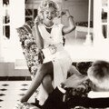 <b>Charlize</b> <b>Theron</b> pose en Marilyn