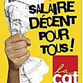 Syndicat CGT de la Base Intermarché de Rochefort