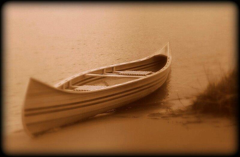 canoe indien