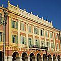 La Côte d'Azur # Nice, les couleurs du Sud