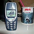 Le <b>Nokia</b> 3310 et moi.