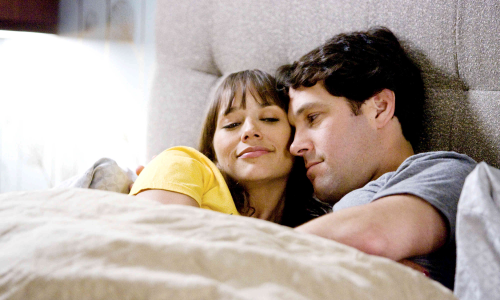 Rashida Jones et Paul Rudd