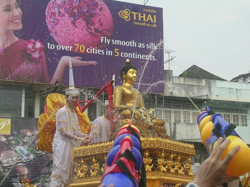 HAPPY SONGKRAN - Marielles travels in India & South East Asia