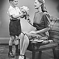 Dans la tête de Lorette... les chroniques de la vie extraordinaire d'une mère au foyer
