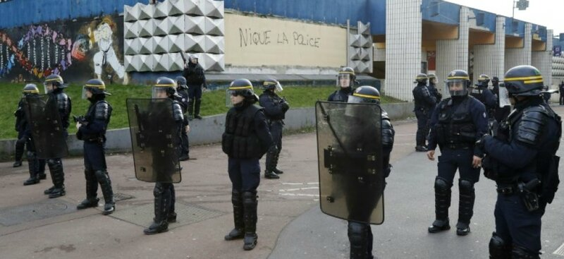 Police Aulnay