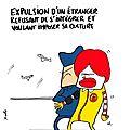 Migrants, <b>expulsion</b>, culture