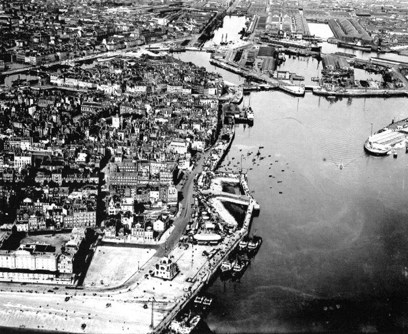 Plans et vues d'un Havre disparu... 31585971