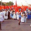 Le Corcas représentatif de la société sahraouie