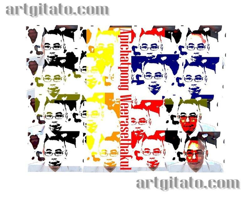 Apichatpong Weerasethakul Portrait