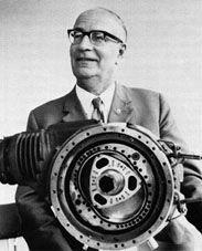 01-Felix Wankel, Wankelmotor