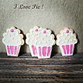 Sugar Cookies cupcakes girly