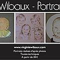 V. Wibaux - <b>Portraits</b>