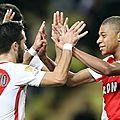 Buts <b>Caen</b> Monaco 0-3