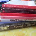 Dernière commande de <b>livres</b> chez Cookishop