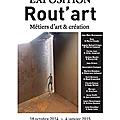 Expositions/Exhibits/Exposiçoes Angela B. Crispin Bijoux 2014 (update/mise à jour 04/2014)