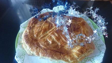 galette - Galette des rois frangipane/coco/framboises au cook'in 60471894_p