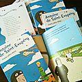 Les livres nouveaux sont arrivés :-)