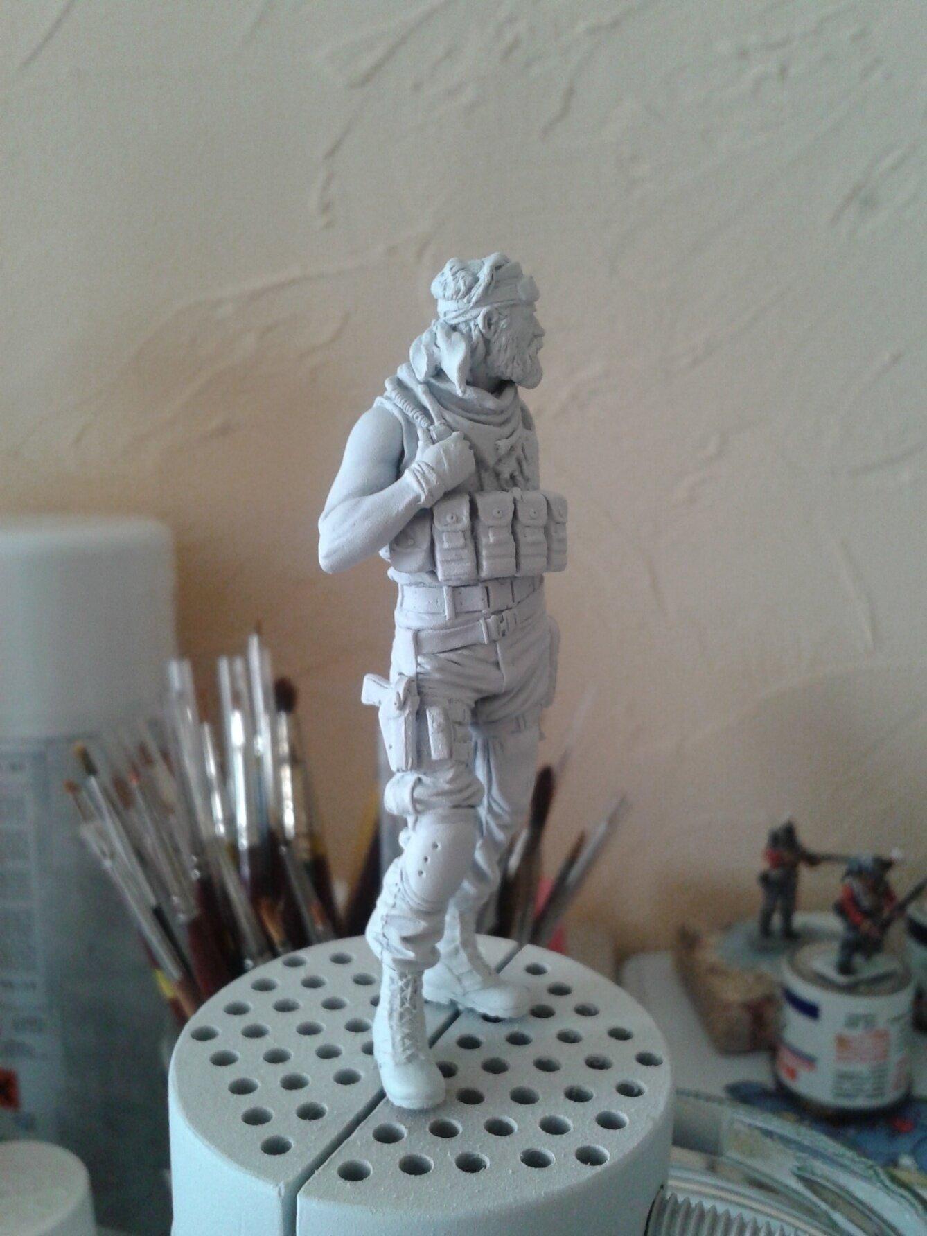 Green Beret-knight models TERMINE 103690318_o