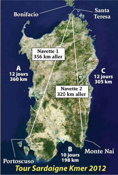 tour de Sardaigne 2012