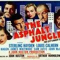 <b>Fiche</b> du <b>film</b> The Asphalt Jungle