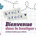 La boutiquette de Brodi Broda