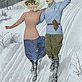 Alice & Sandra vous souhaitent de bonnes <b>vacances</b> d'hiver !