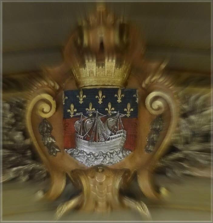 Blason de Paris mairie du 19ème arr